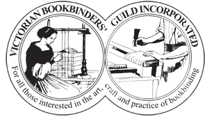 Victorian Bookbinders Guild  ABN97 853 169  281